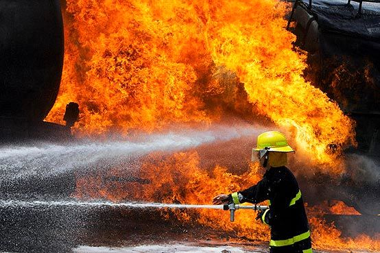 بیمه آتش سوزی سیل زلزله